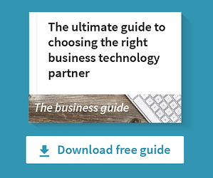 Download Pensar's guide to choosing the right IT business partner.