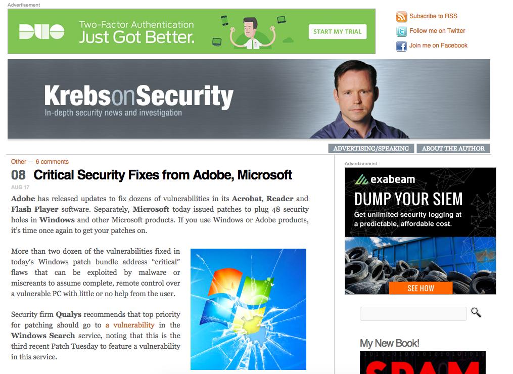 IT security news Krebs.png