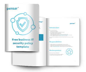Free IT security policy