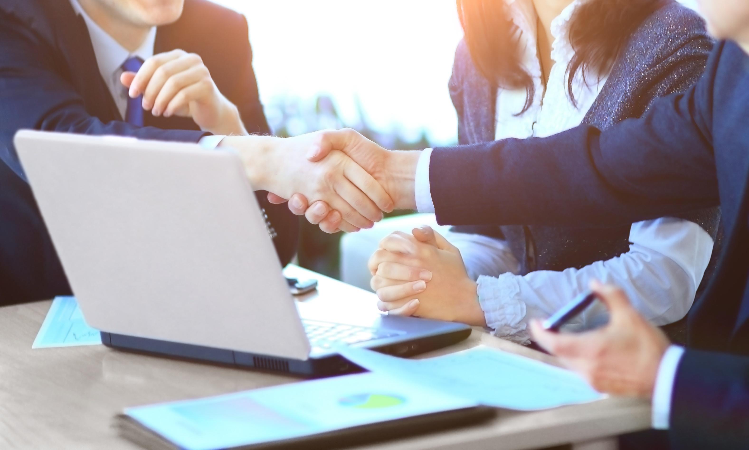 business technology partnership