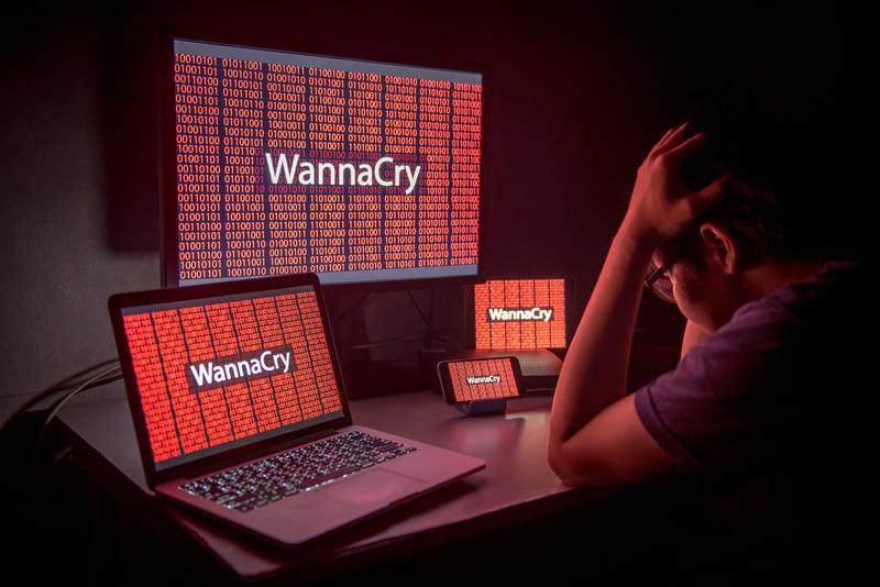 ransomware epidemic
