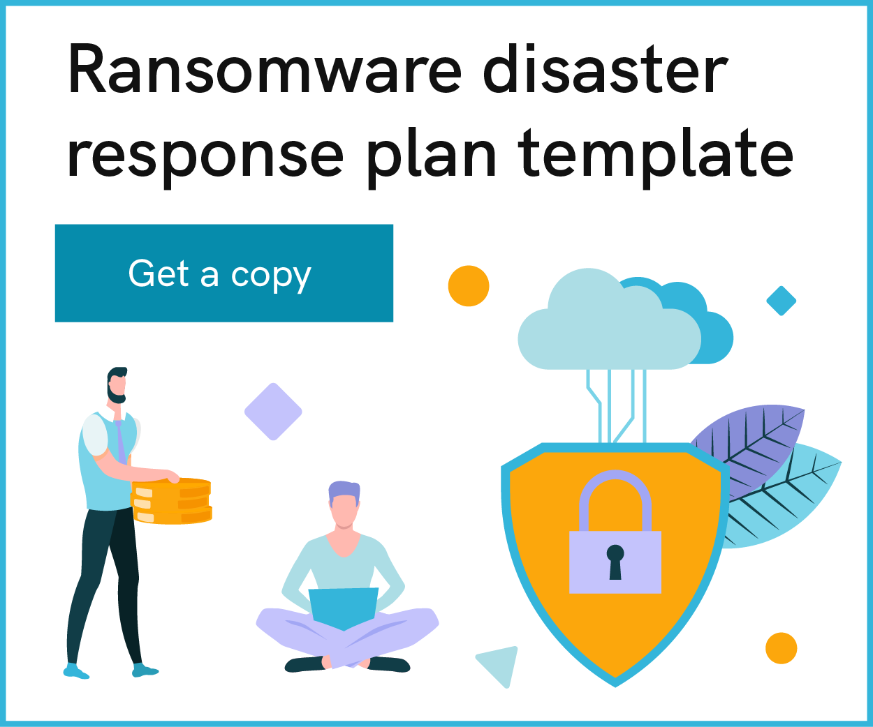 ransomware disaster plan template
